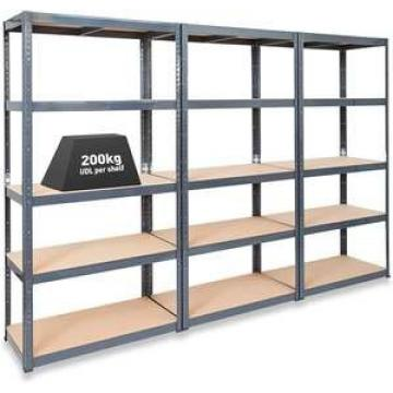 factory directly sale heavy duty steel shelf and warehouse metal storage rack