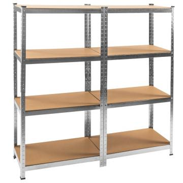 Custom Durable Warehouse Steel Shelving For Grocery Store , wide span shelving,Warehouse Steel Shelving