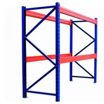 Galvanized heavy duty customize industrial foldable stacking metal steel storage post pallets rack for sale