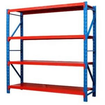Factory supply professional heavy duty double deep pallet racking system