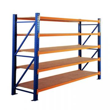 Plastic pallet rack column upright guard protector