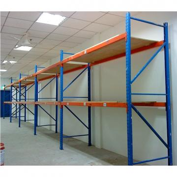 Radio Shuttle Pallet Racking System in Warehouse Storage