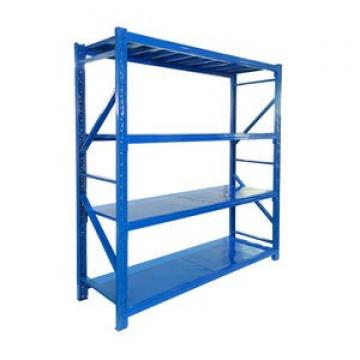 KEJIE Manufacture Factory Powder Coated Metal Light Duty Warehouse Storage Rack Shelf