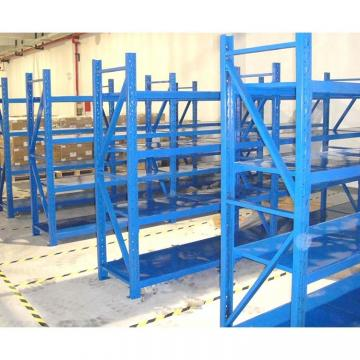 Industrial heavy duty shelving system with CE certificate